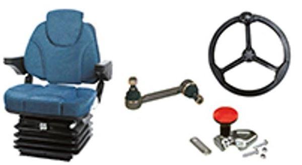 Immagine per la categoria Sedili volanti e componenti