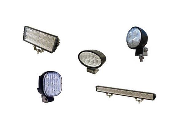 Immagine per la categoria Fari lavoro a LED