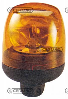 Immagine di Lampada rotante 12 V ad asta CERMAG