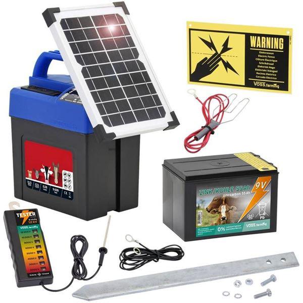 Immagine per la categoria Elettrificatori e accessori