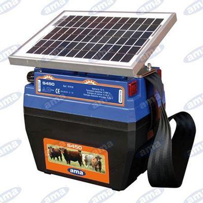 Immagine di Elettrificatore a pannello solare  S450 - AMA