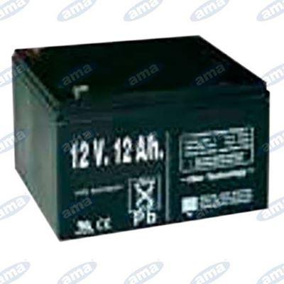 Immagine di Batteria ricaricabile 12v 12ah per  91919 - AMA