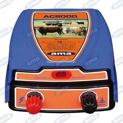 Immagine di Elettrificatore per recinti AC8000 - AMA