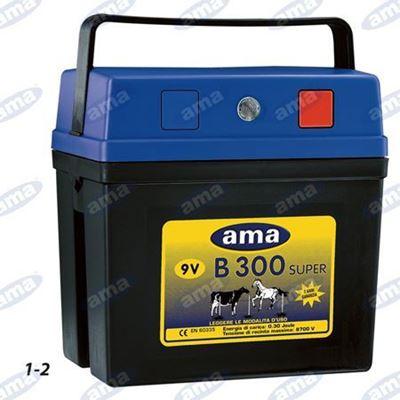 Immagine di Elettrificatore per recinti B300 - AMA