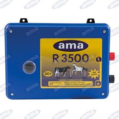 Immagine di Elettrificatori per recinto 230 V R3500- AMA
