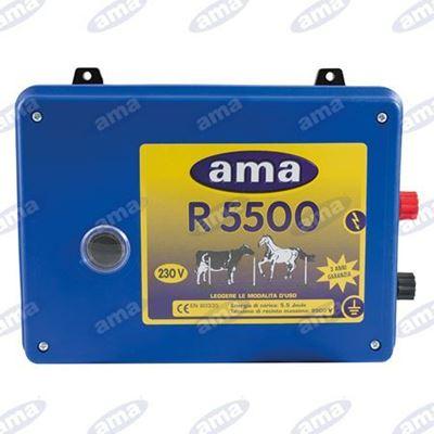 Immagine di Elettrificatore per recinti R5500 - AMA
