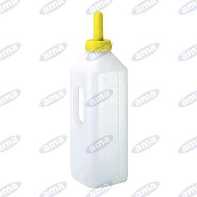 Immagine di Bottiglia biberon da 3 litri con impugnatura - AMA