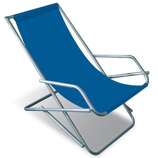 Vendita Sedie A Sdraio.Sedia Spiaggia Richiudibilie Con Struttura In Alluminio Vendita