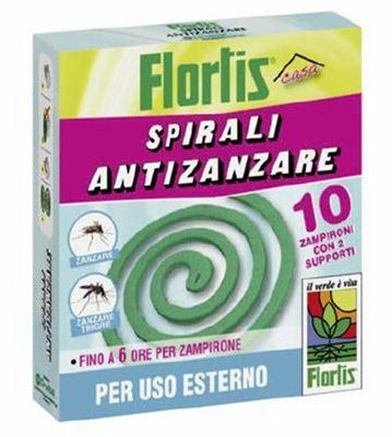 Immagine di Spirali antizanzare 10 pz per uso esterno