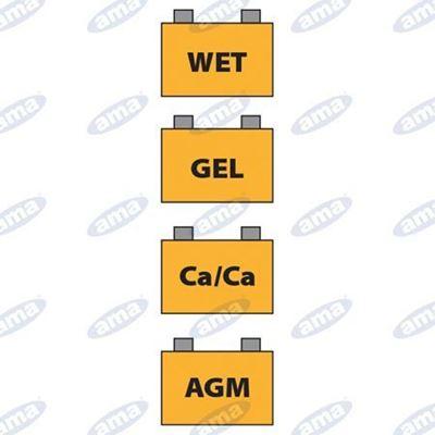 Immagine di Carica batterie elettrico SM1236 12V 60W - DECA