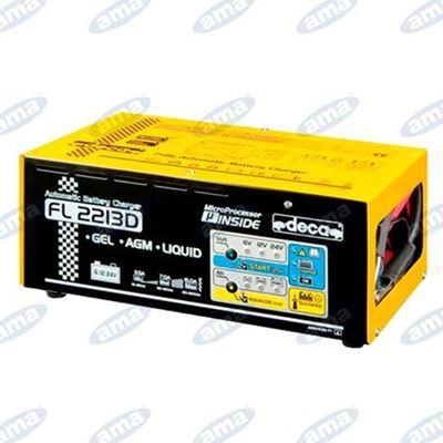 Immagine di Carica batterie automatico portatile FL2213D - DECA