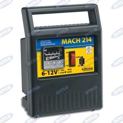 Immagine di Carica batterie portatile 6/12V MACH 214 - DECA