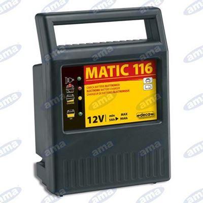 Immagine di Carica batterie compatto portatile  MATIC116 80W - DECA