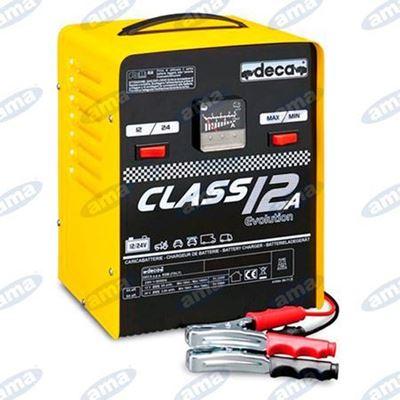 Immagine di Carica batterie portatile  12/24V class 12A - DECA