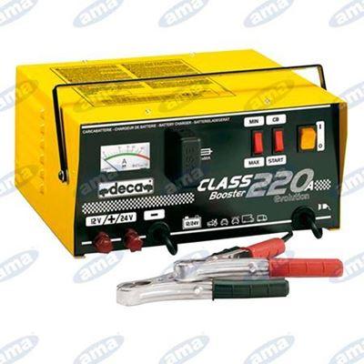 Immagine di Carica batteria Class220 A con avviamento rapido - DECA