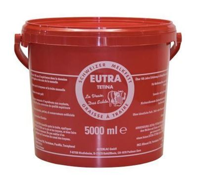Immagine di Grasso per mammella Eutra 5 litri - AMA