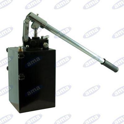Immagine di Pompa a mano doppio effetto da 25 cc con serbatoio da 7 litri - AMA