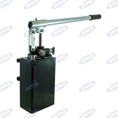 Immagine di Pompa a mano da 25 cc semplice effetto con serbatoio da 5 litri - AMA