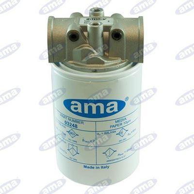 """Immagine di Filtro 1""""1/4 SPIN-ON 60M - AMA"""