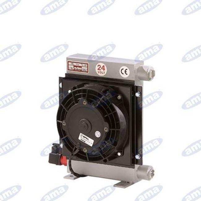 Immagine di Scambiatore di calore in alluminio 12 V 10/80 Lt - AMA