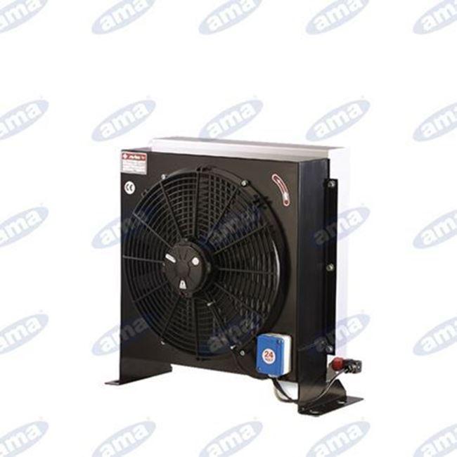 Immagine di Scambiatore di calore in alluminio 24V LT.30/210 - AMA