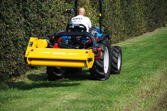 Immagine di Trinciatrice Serie Agricultural YOUNG 135 - ORSI