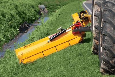 Immagine di Trinciatrice Serie Agricultural COMPETITION GS OFF SET 165 - ORSI