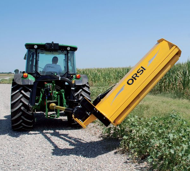 Immagine di Trinciatrice Serie Agricultural  PRIMATIST GS OFF SET HARDOX 180 - ORSI