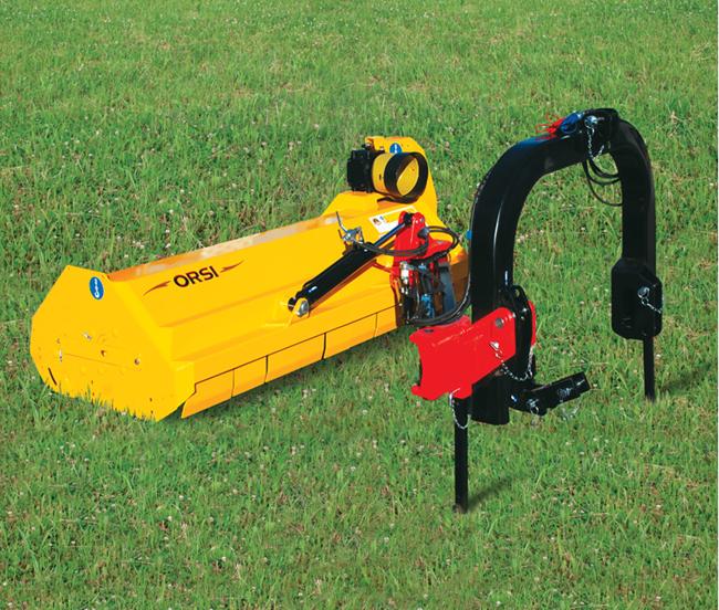 Immagine di Trinciatrice Serie Agricultural PRIMATIST PLUS GS 200 - ORSI
