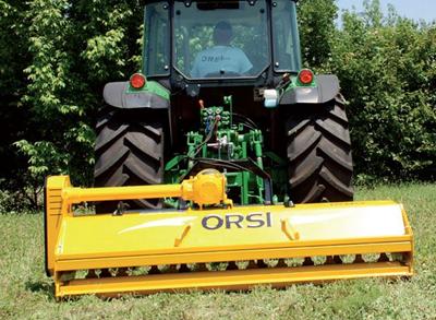 Immagine di Trinciatrice Serie Agricultural EVO 1653 - ORSI