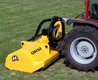 Immagine di Trinciatrice Serie Agricultural DYNAMIC HARDOX 165 - ORSI