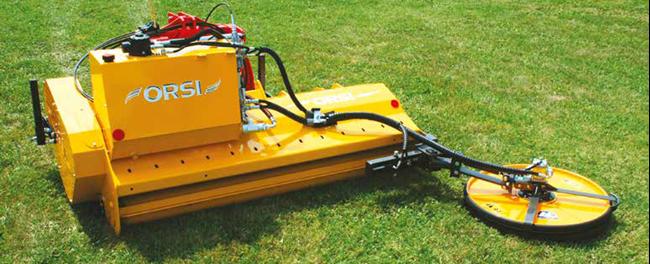 Immagine di Trinciatrice Serie Professional FRUIT EXTRA 200 - ORSI