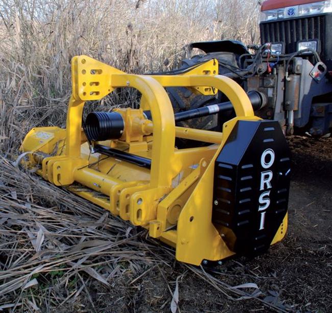 Immagine di Trinciatrice Serie Professional PRO 3200 - ORSI