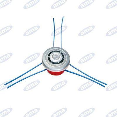 Immagine di Testina multifilo in nylon caricato e alluminio - AMA