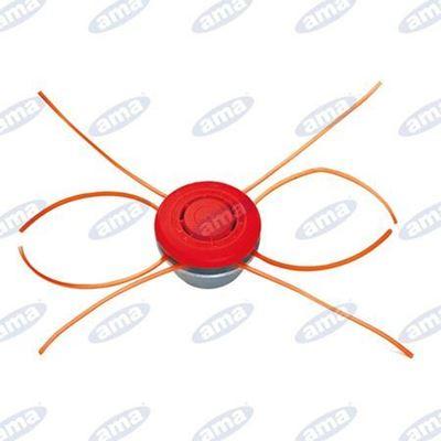 Immagine di Testina multifilo in alluminio e nylon caricato - AMA