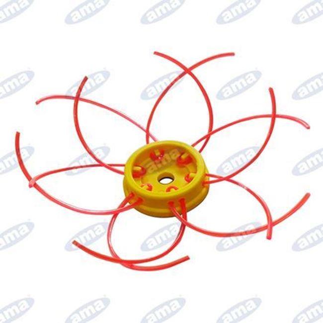 Immagine di Testina multifilo universale in nylon - AMA