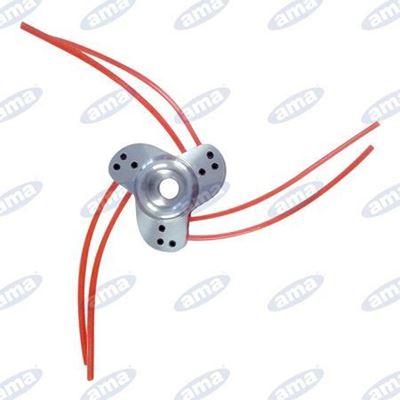 Immagine di Testina multifilo in alluminio Ninja - AMA