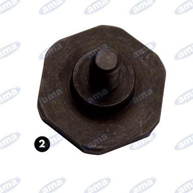 Immagine di Inserto per testina M10X1,25 SX Maschio - AMA