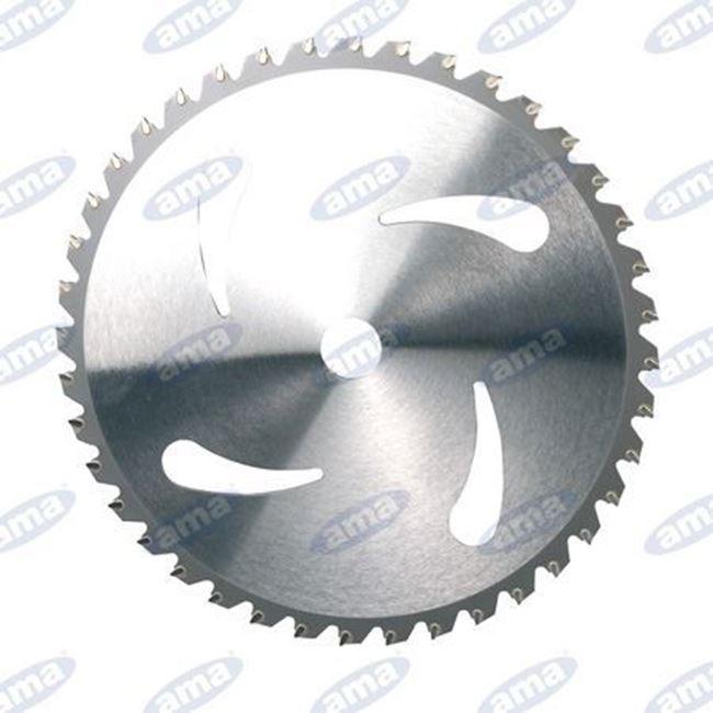 Immagine di Disco per tronchetti in acciaio a 36 denti 255 mm - AMA