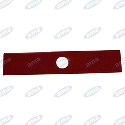 Immagine di Disco per erba a 2 denti professionale in acciaio C70 300mm - AMA