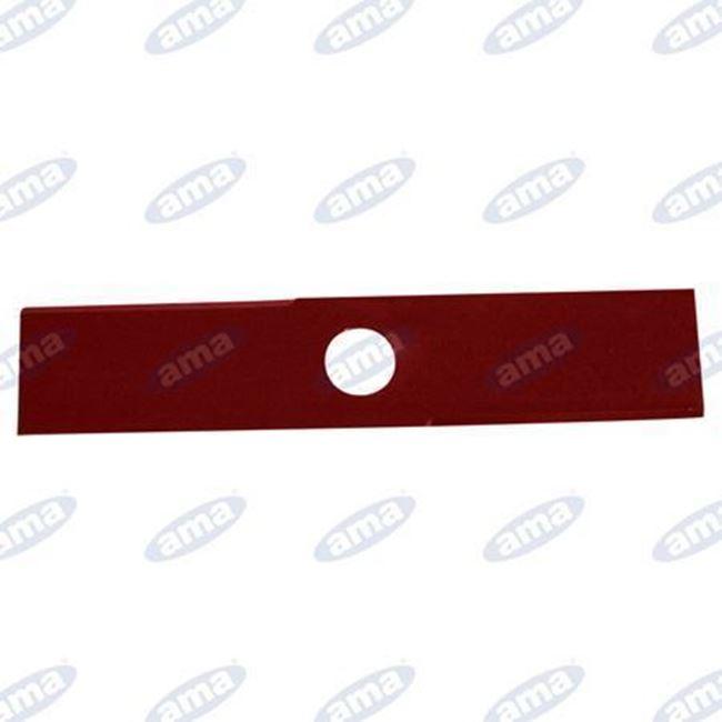 Immagine di Disco per erba a 2 denti professionale in acciaio C70 350mm - AMA