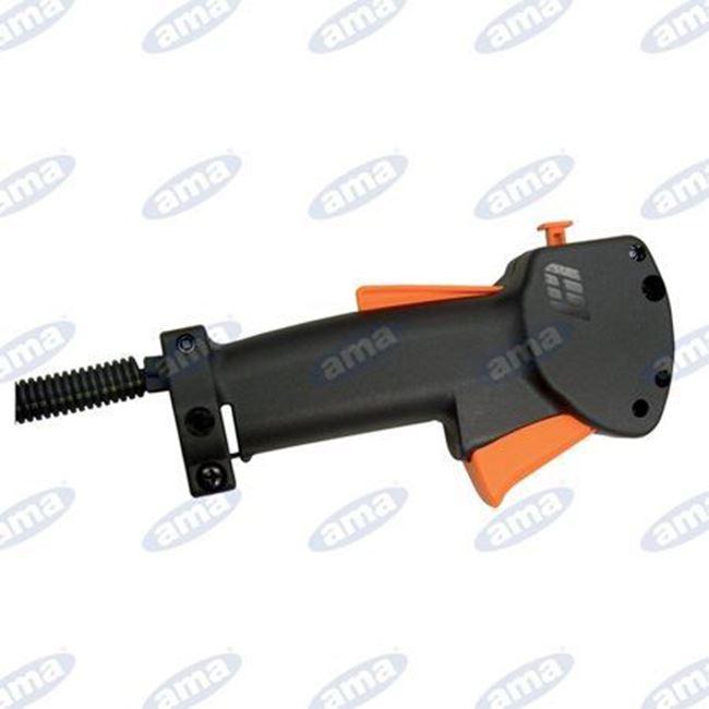 Immagine di Impugnatura acceleratore per decespugliatore Ø 26 mm - AMA