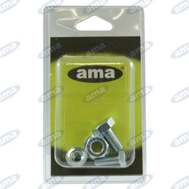 Immagine di Kit viti e bulloni per dischi e testine da decespugliatore - AMA