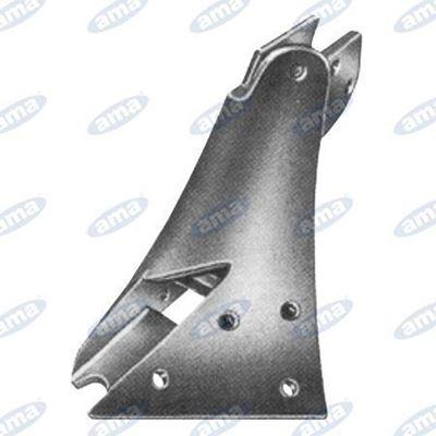 Immagine di Supporto corpo anteriore a scalpello R.O. 10C231 DX compatibile NARDI - AMA