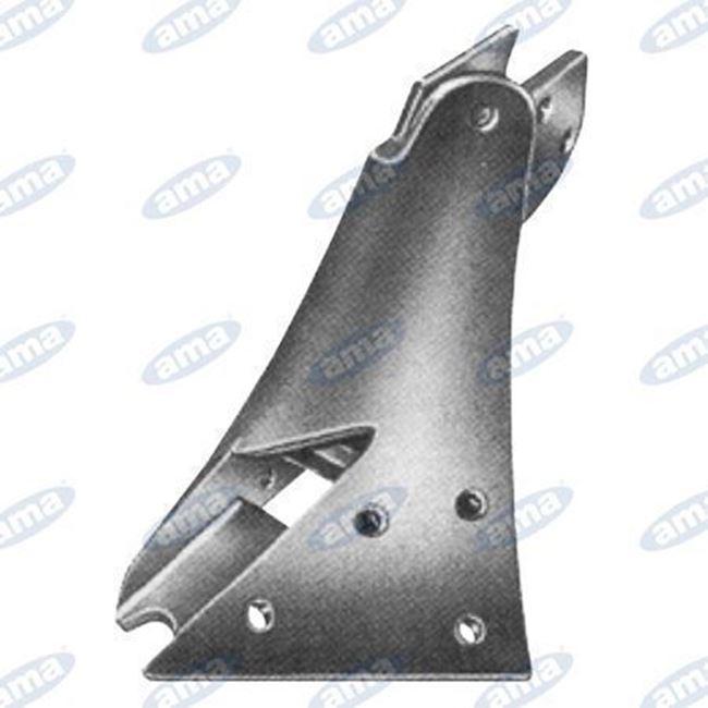 Immagine di Supporto corpo anteriore a scalpello R.O. 10CS231 SX compatibile NARDI - AMA