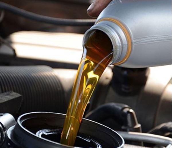 Immagine per la categoria Olio e lubrificanti