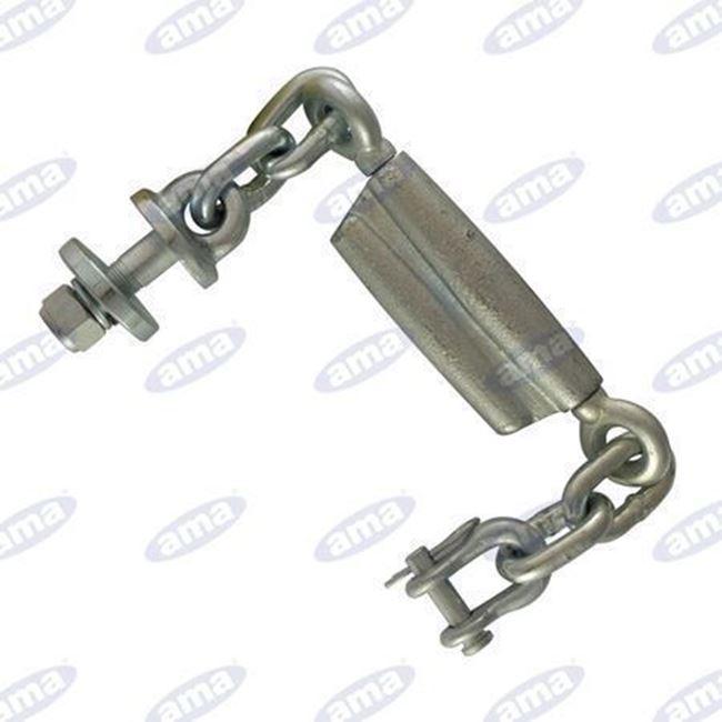Immagine di Catena imbrigliamento 2+2 maglie adattabile a Fiat 5002501- AMA