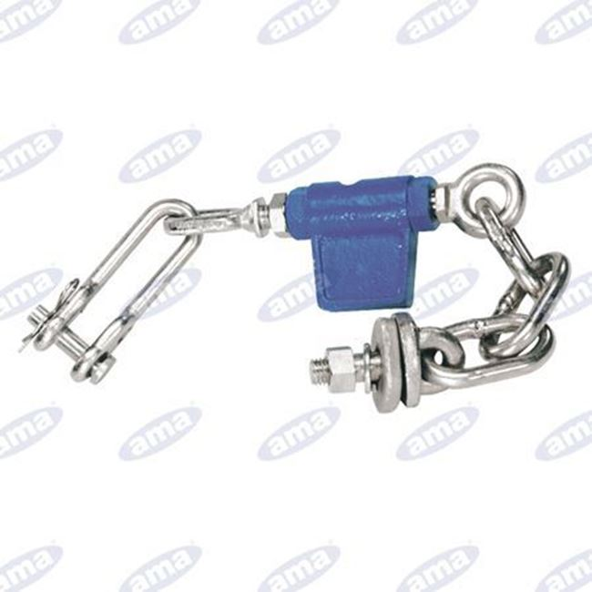 Immagine di Catena imbrigliamento 3+0 maglie adattabile a Ford - New Holland - AMA