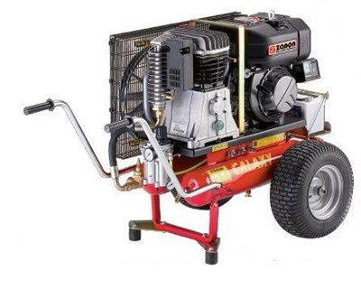 Immagine di Motocompressore carrellato Galaxy T850 D - ZANON
