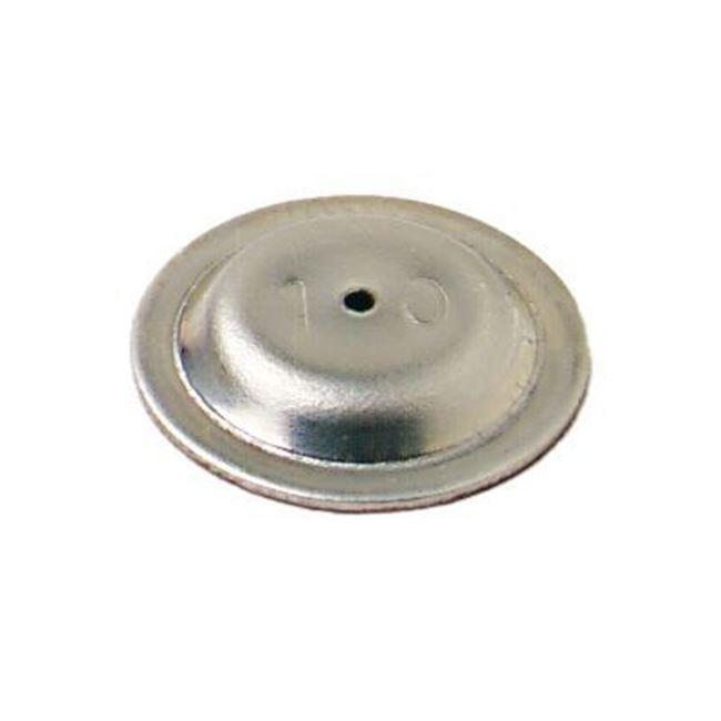 Immagine di Piastina in acciaio inox a cono diametro foro 1,2mm